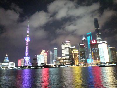 上海と西塘バタバタ旅