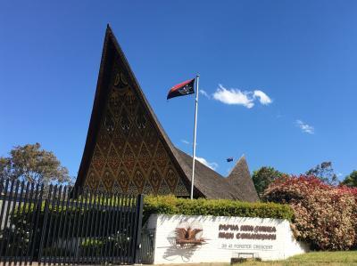 2016秋週末オーストラリア~キャンベラ&シドニーでジャカランダ