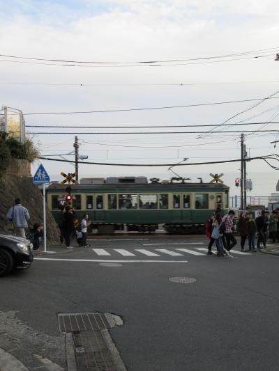 秋の鎌倉へ行く。ちょこっと横浜ぶらり旅