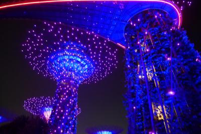 マリーナベイサンズ&パンパシフィック・クラブラウンジ利用 ★ 3泊5日・初シンガポール旅