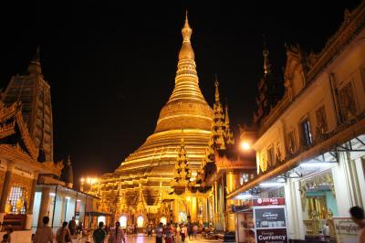 オラ、ミャンマーさ行ってくるだ。ヤンゴン編