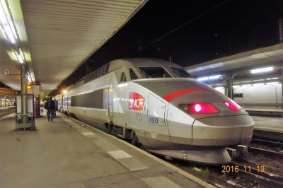 「パリからTGVでミラノへ」 パリ~ミラノ~ヴェネチアの旅