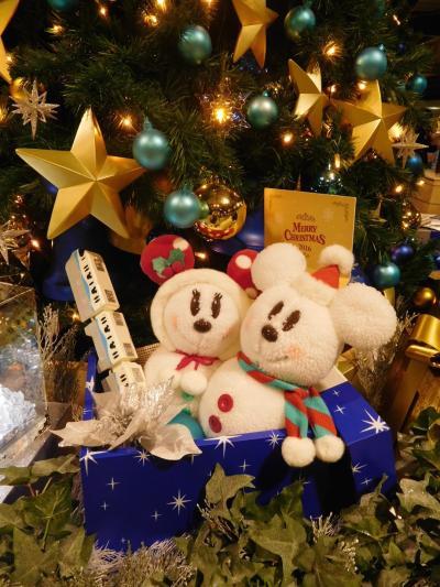 2016【年パス日記】その22 またもやひとりクリスマス☆~ショーとイルミの初日編~