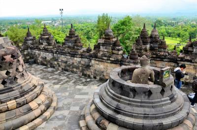 インドネシア 密林に隠された曼荼羅 ボロブドゥール遺跡に行ってみ…