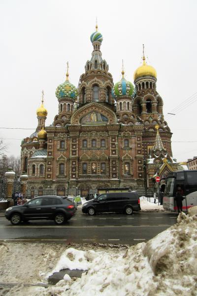 サンクトペテルブルクを訪ねて