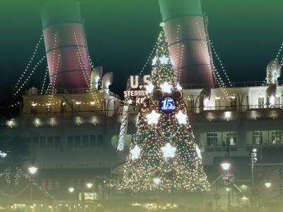 2016 ディズニー・クリスマス 2日目