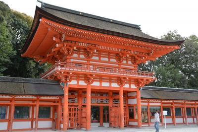 京都「賀茂御祖神社(下賀茂神社)」