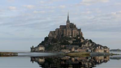 lune de miel フランス グランド周遊  9日間 ⑤ 西洋の驚異 モン ・ サン ・ ミッシェル