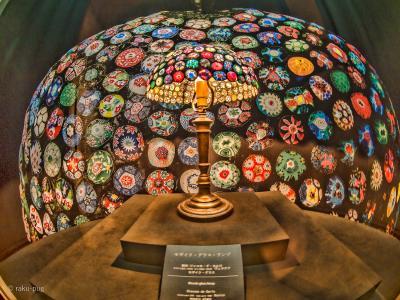 ヴェネチアン・グラスに 夢中〜 楽しく 過ごせた 箱根 ガラスの…