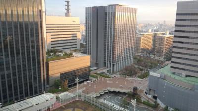 今年2回目の大阪出張