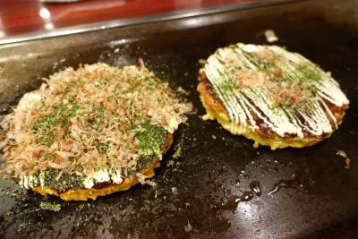 大阪で食べる