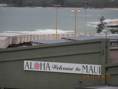 マウイ島; 動画有   入港・上陸・現地店・買い物・船内   プライドオブアメリカ  ハワイ四島クルーズ 2016 12