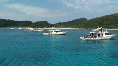 ジェットスターで沖縄ダイビング旅行へ