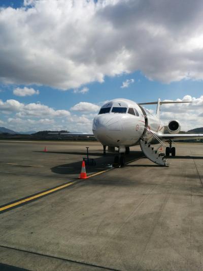 激安旅行33800円deオーストラリア、ケアンズの旅3 ポートモレスビー空港からケアンズ国際空港編
