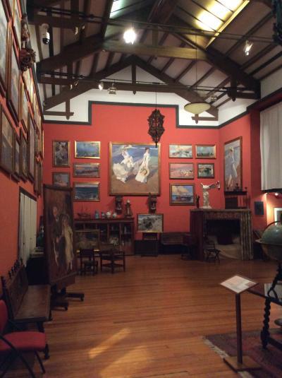 1602スペイン~ソフィア王妃芸術センターとソローリャ美術館
