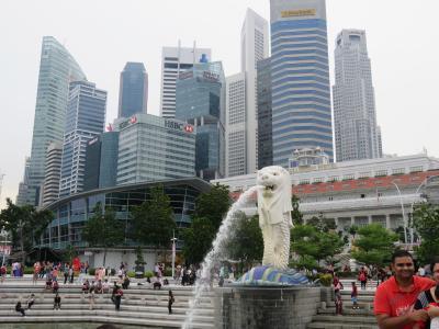 初!リゾート体験?! シンガポール 1