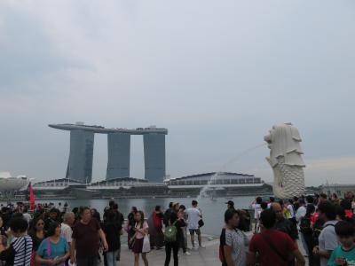 初!リゾート体験?! シンガポール 2