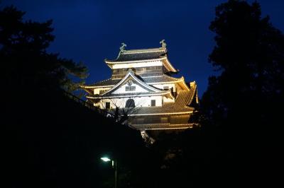 クリスマスイブに1人鳥取砂丘に立つ 1日目は松江にハマる