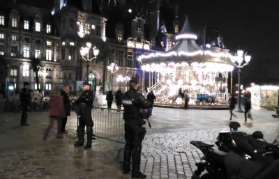 2016年冬 パリの断片  -見たまま、感じたままー