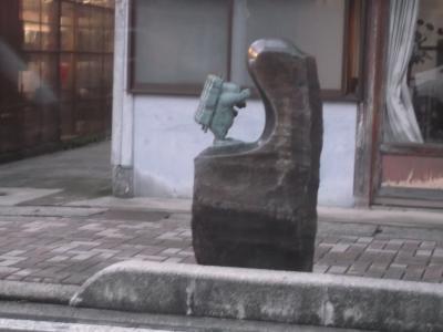鳥取、島根、山口への旅