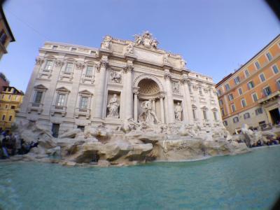 一人旅☆初めてのイタリアに行ってきました~☆ローマ編