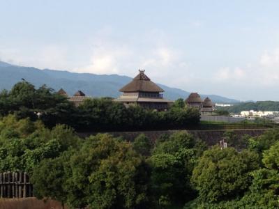 百名城を巡る旅 ~九州北部1・2日目~
