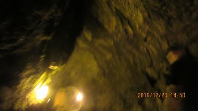 溶岩洞窟: 動画有  ハワイ島ヒロ; ハワイ四島プライド・オブ・アメリカ号クルーズ  2016 12 20