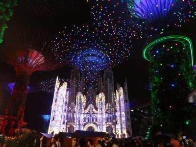 """シンガポールで """" Merry Christmas!"""""""
