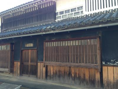 岡山の備前焼と醤油(鷹取と旧五郎辺衛)
