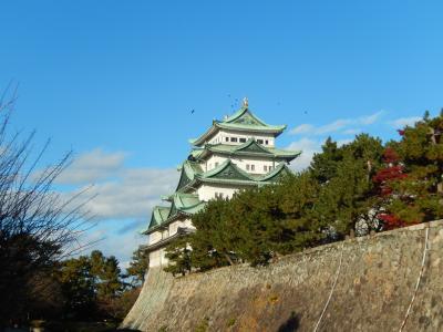 名古屋に1泊して伊勢神宮を参拝する旅!名古屋編 【ヒルトン名古屋】 2016年12月