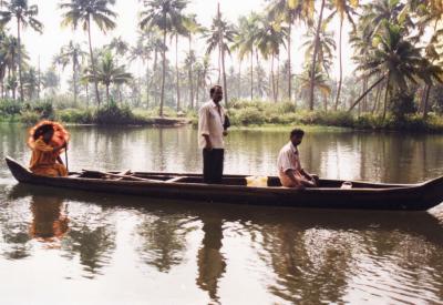インド漫遊 - 南インド(ゴア、ケララ州、タミールナドゥー州)を巡って