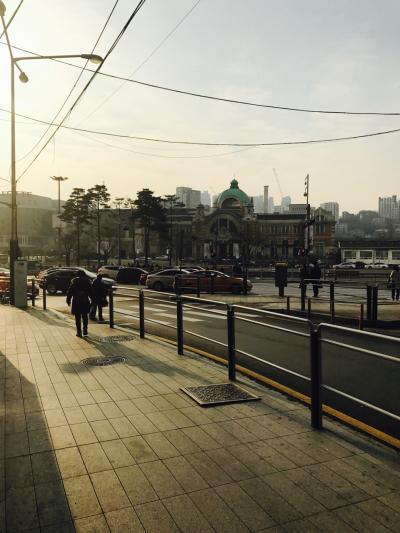 2017年初旅 いつもの旅友といつものソウルへ②