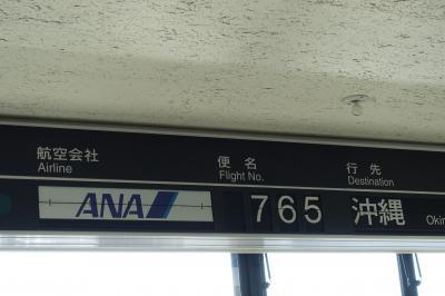 1年振りの沖縄です。