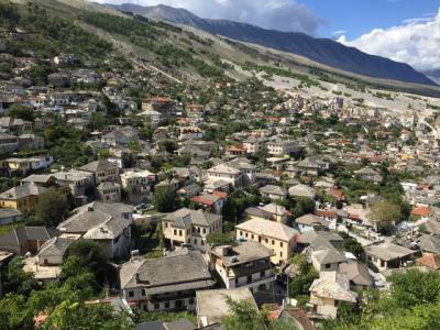 (仮置き)アルバニアの宿