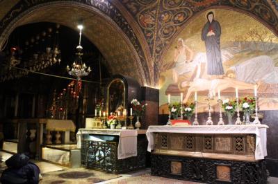 イスラエル聖地を巡る旅 2 聖墳墓教会