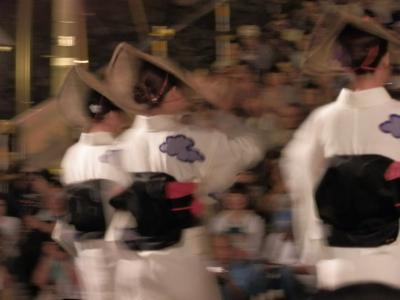 富山県全体が燃える祭り「越中おわら風の盆」