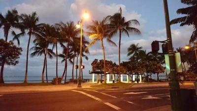 ハワイ のんびり旅 2日目