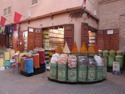 初めてのアフリカ・モロッコの旅