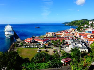 中南米カリブ海の未訪問国をめぐる旅(4) グレナダ