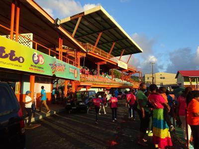 中南米カリブ海の未訪問国をめぐる旅(5) セントビンセント・グレナディーンのキングスタウン