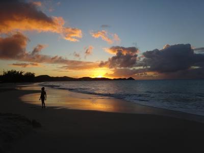 中南米カリブ海の未訪問国をめぐる旅(7) アンティグア・バーブーダのセントジョンズ
