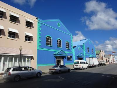中南米カリブ海の未訪問国をめぐる旅(8) バルバドスのブリッジタウン