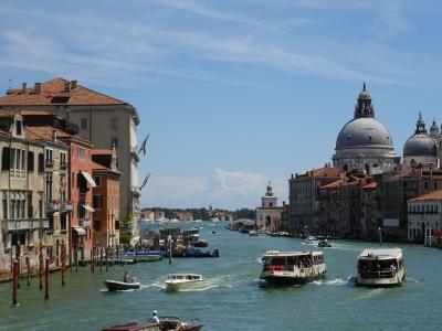 3度目のイタリア フリーの旅