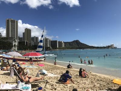 お正月にタダでハワイへ飛んじゃおう!!