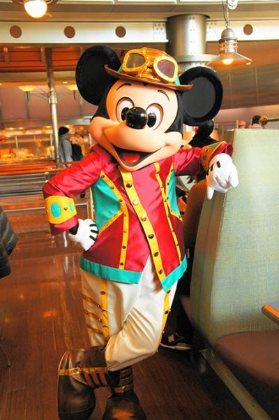 東京ディズニーシー&オフィシャルホテルNew Roomを楽しむ