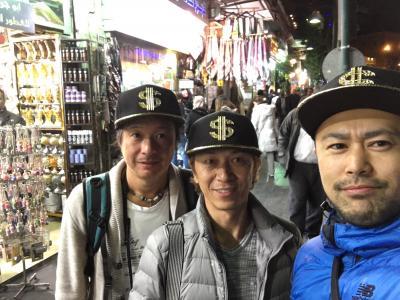 3人で最後の訪問はアンマン市内へ!沢山思い出ができました!ありがとう!!!!!!!