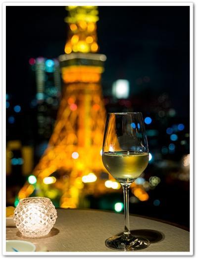 ザ・プリンスパークタワー東京  プレミアムクラブフロアに宿泊&アマン東京のブラックアフタヌーンティ