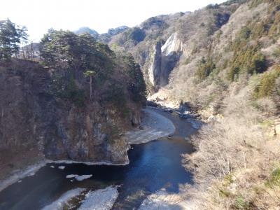 鬼怒川温泉 龍王峡とニューおおるりホテル