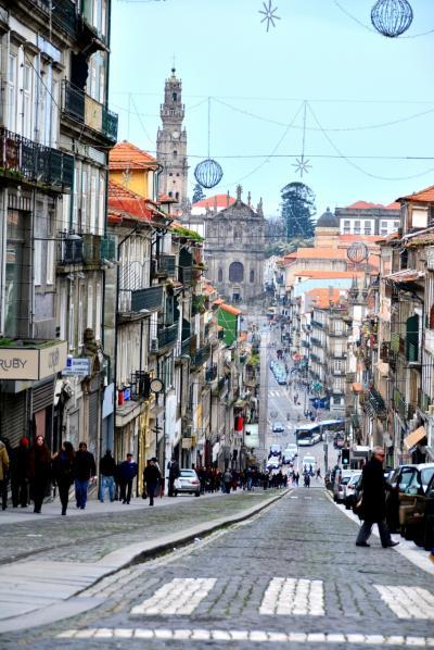 """美と憂いのポルトガル Vol.6冬枯れに、過去の面影が映る街""""ポルト""""(前編)"""
