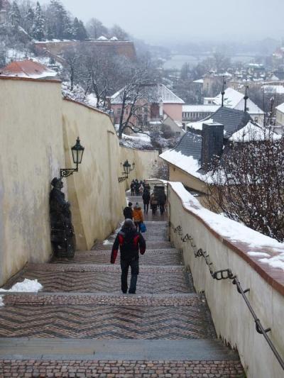 娘と中央ヨーロッパ気まま旅 4・・・プラハ街歩き